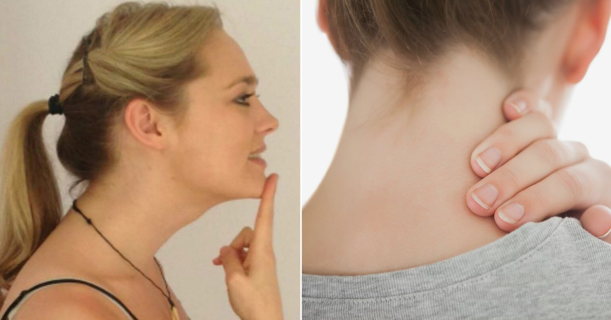 neck pain.jpg?resize=412,232 - 7 Easy And Effective Exercises To Get Rid Of Neck Pain