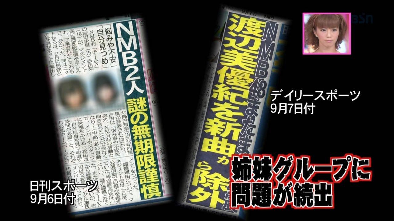 「吉田朱里 謹慎」の画像検索結果