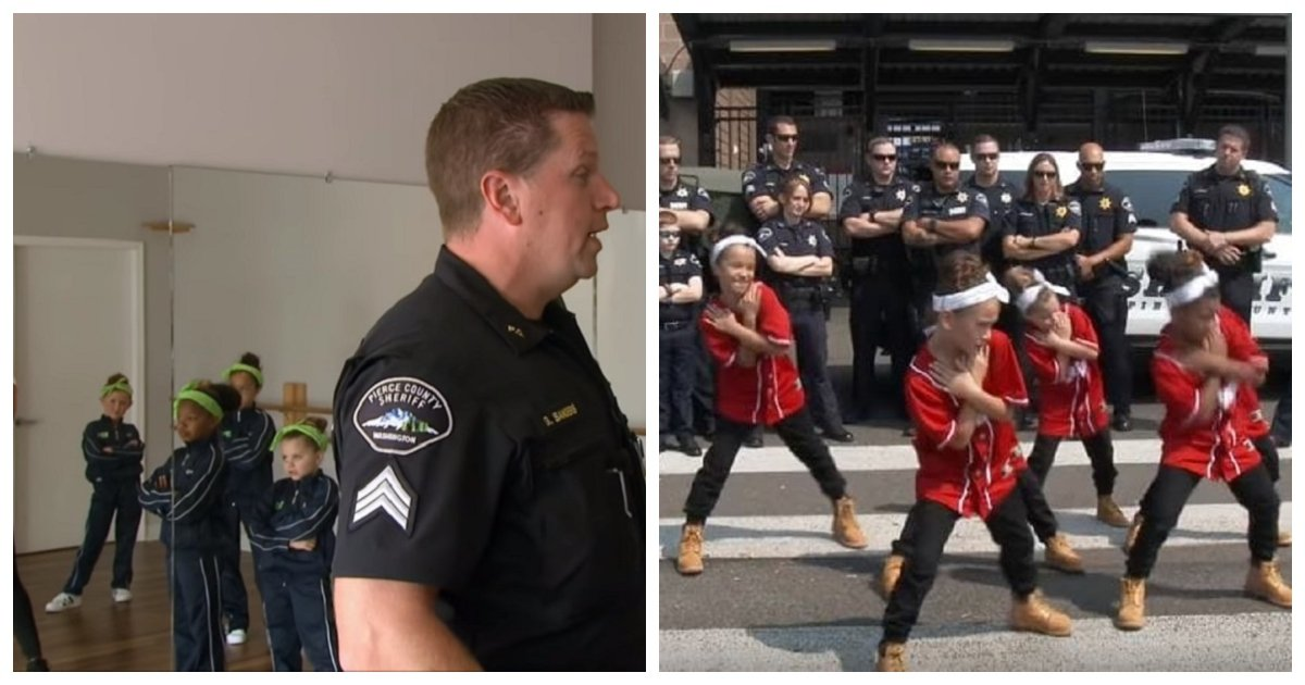 """noise.jpg?resize=366,290 - Cops Responding To Noise Complaint End Up In Cute """"Battle"""" That Endeared The Neighborhood"""