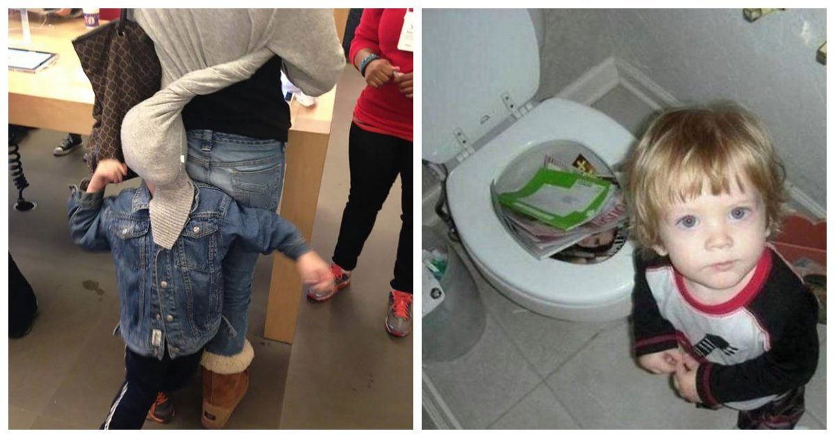 parenthood.jpg?resize=412,232 - 20 Photos That Hilariously Capture The Messy (But Glorious) Reality Of Parenting