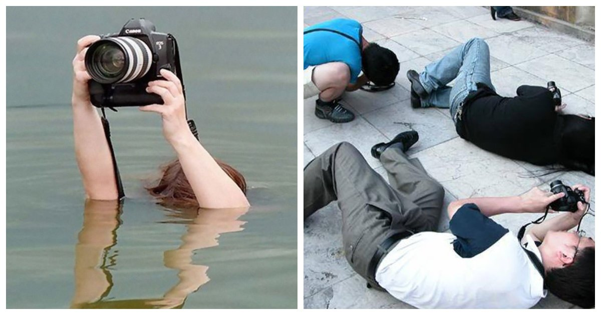 photographers.jpg?resize=1200,630 - 35 Times Photographers Went All Out For The Perfect Picture