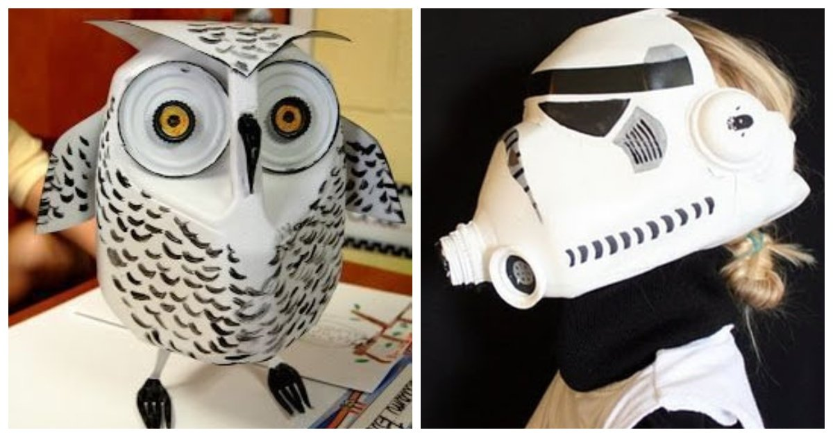 plastic1.jpg?resize=1200,630 - 17 Creative Ways To Reuse Old Plastic Jugs… Star Wars Fans Will Love #7.