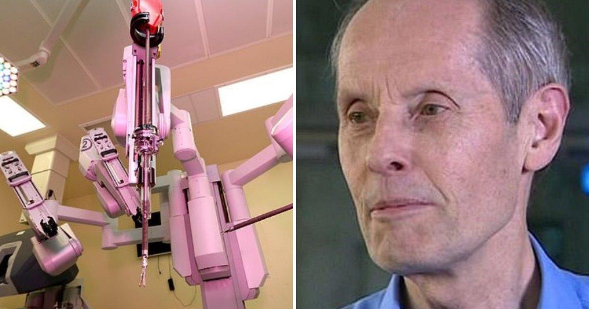 robot3.png?resize=412,232 - Un robot chirurgien dérape pendant une opération vitale, entraînant la mort d'un père de trois enfants