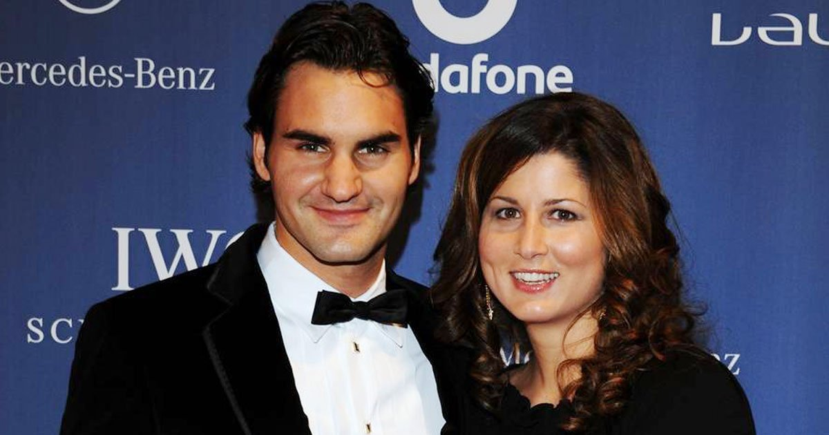 roger federer wife.jpg?resize=300,169 - Roger Federer: 'I'd Rather Sleep With Kids Screaming Than Away From My Wife'