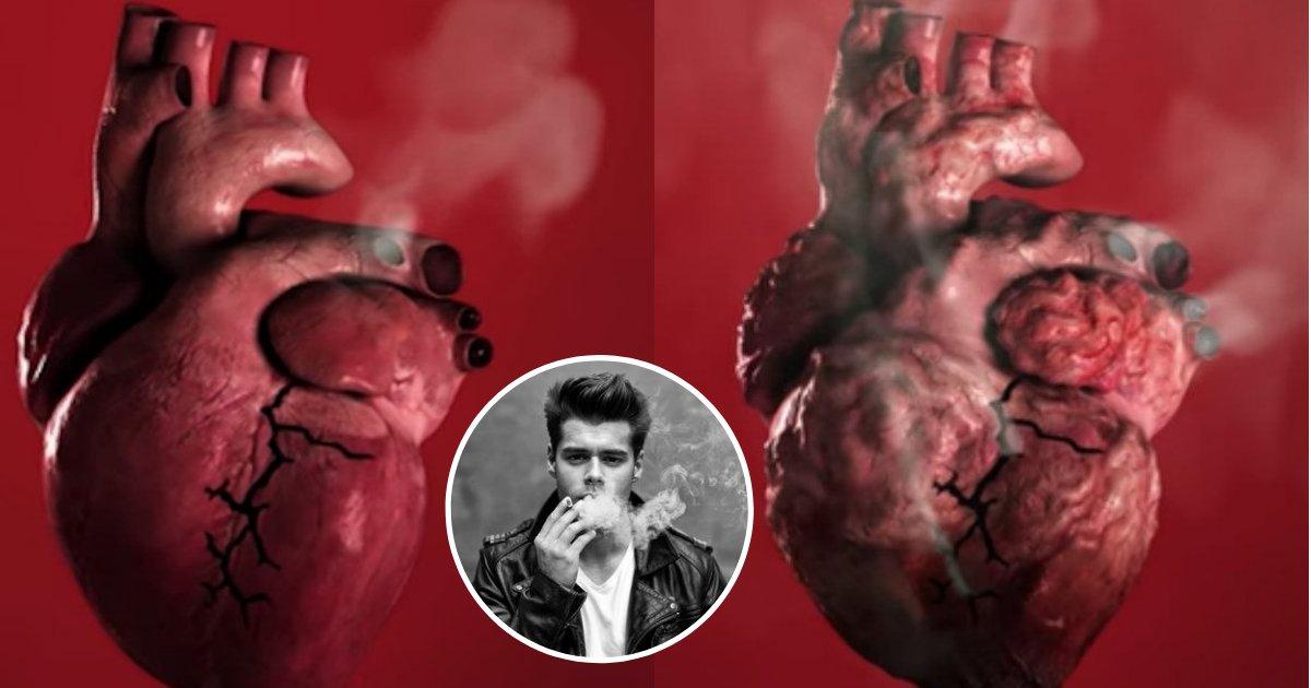 toxins of smoking