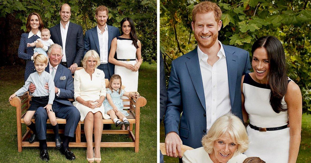 Analysis of Royal's family