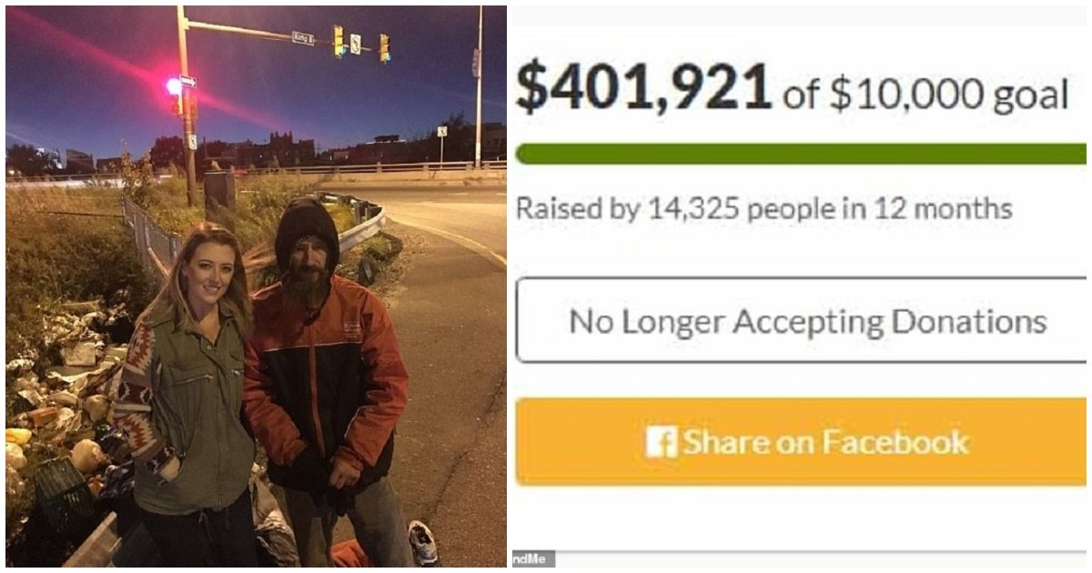 scam.jpg?resize=412,232 - Heartwarming Story Of Couple Helping Homeless Man Was A Scam To Get Funds Through GoFundMe