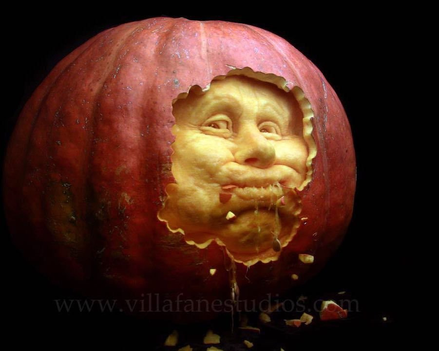 sculptures citrouilles halloween 006 01.jpg?resize=412,232 - 18 exemples étonnants de sculpture sur citrouille