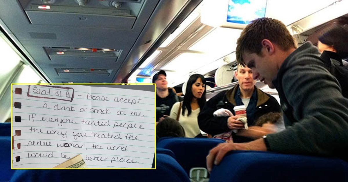 sfsdf.jpg?resize=300,169 - Beautiful Gesture Of A Man Who Gave His First Class Seat To A Female Army Officer On A Long Flight
