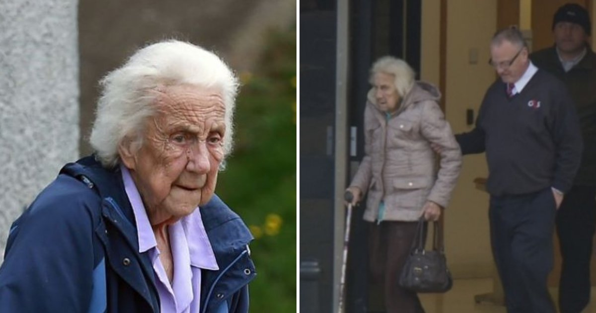 taylor4.png?resize=1200,630 - 90-Year-Old Woman Appeared In Court After Making Hundreds Of Abusive 999 Calls