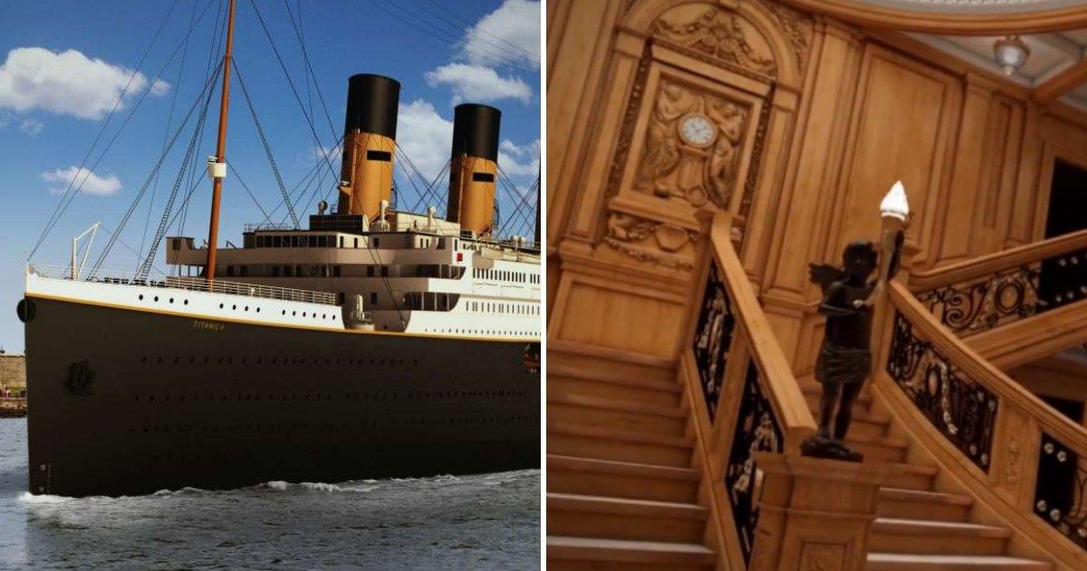 titanic6.jpg?resize=412,232 - Le Titanic II devrait être lancé en 2022 et suivra le même itinéraire que le premier
