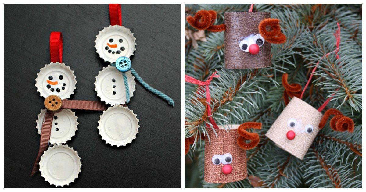 tree1.jpg?resize=1200,630 - 20 Creative DIY Christmas Ornament Ideas