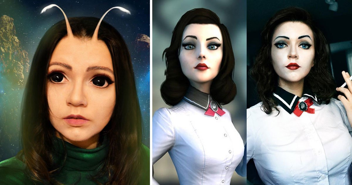 untitled 1 105.jpg?resize=1200,630 - 21-Year-Old Cosplayer Brilliantly Turns Herself Into Any Character