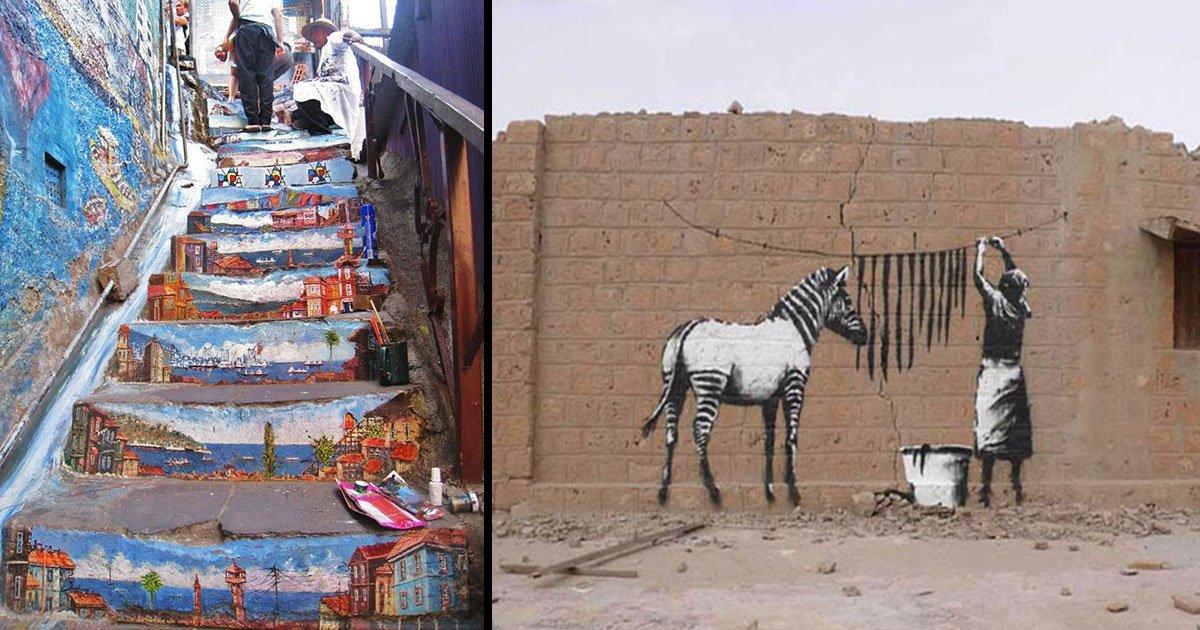 untitled 1 54.jpg?resize=300,169 - 15 exemples créatifs d'art de rue qui vont vous hypnotiser