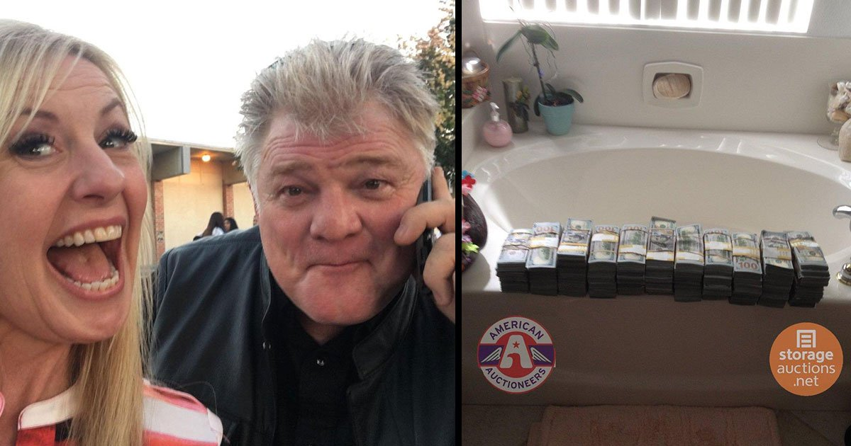 untitled 1 86.jpg?resize=1200,630 - Buyer Found A Safe Containing $7.5 million Inside Unit He Bought From Storage Wars Host Dan Dotson For Just $500