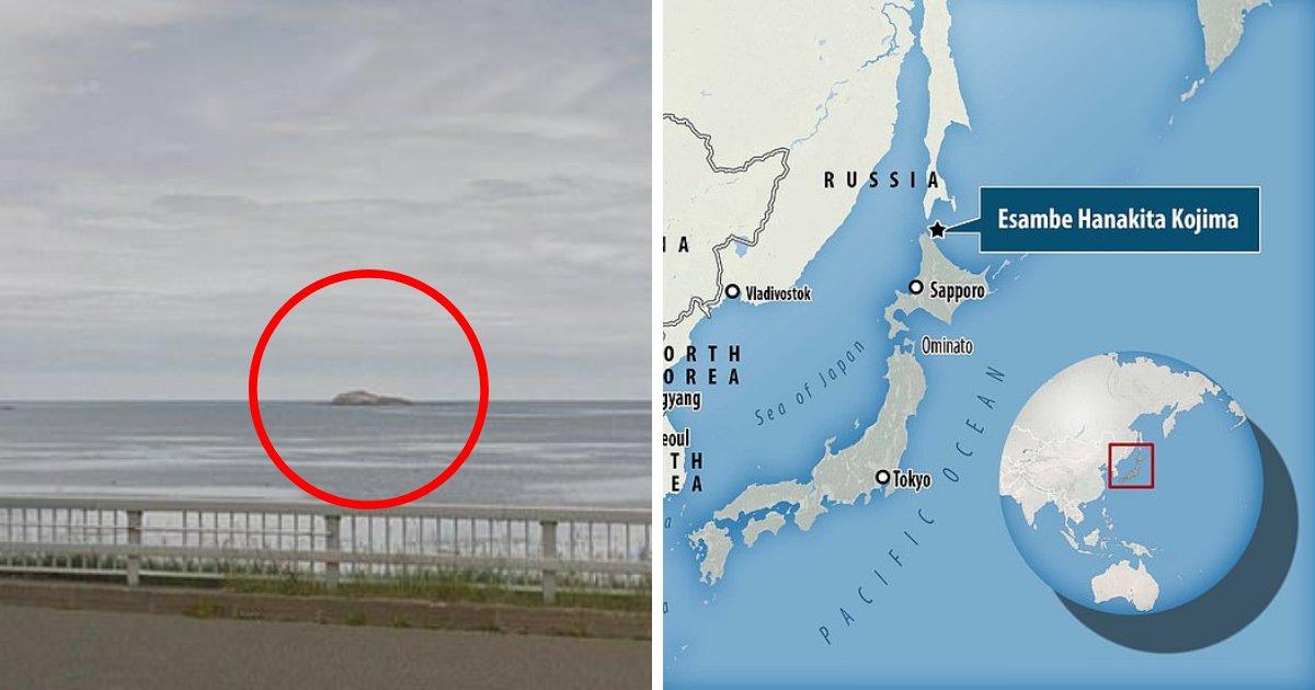 untitled design 62.png?resize=412,232 - Une île de 5 mètres de haut rayée de la carte au Japon!