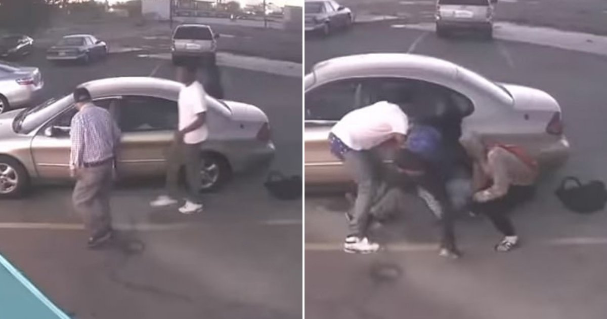 untitled design 86.png?resize=412,232 - Un groupe de jeunes embusque et attaque un homme âgé pour lui voler sa voiture