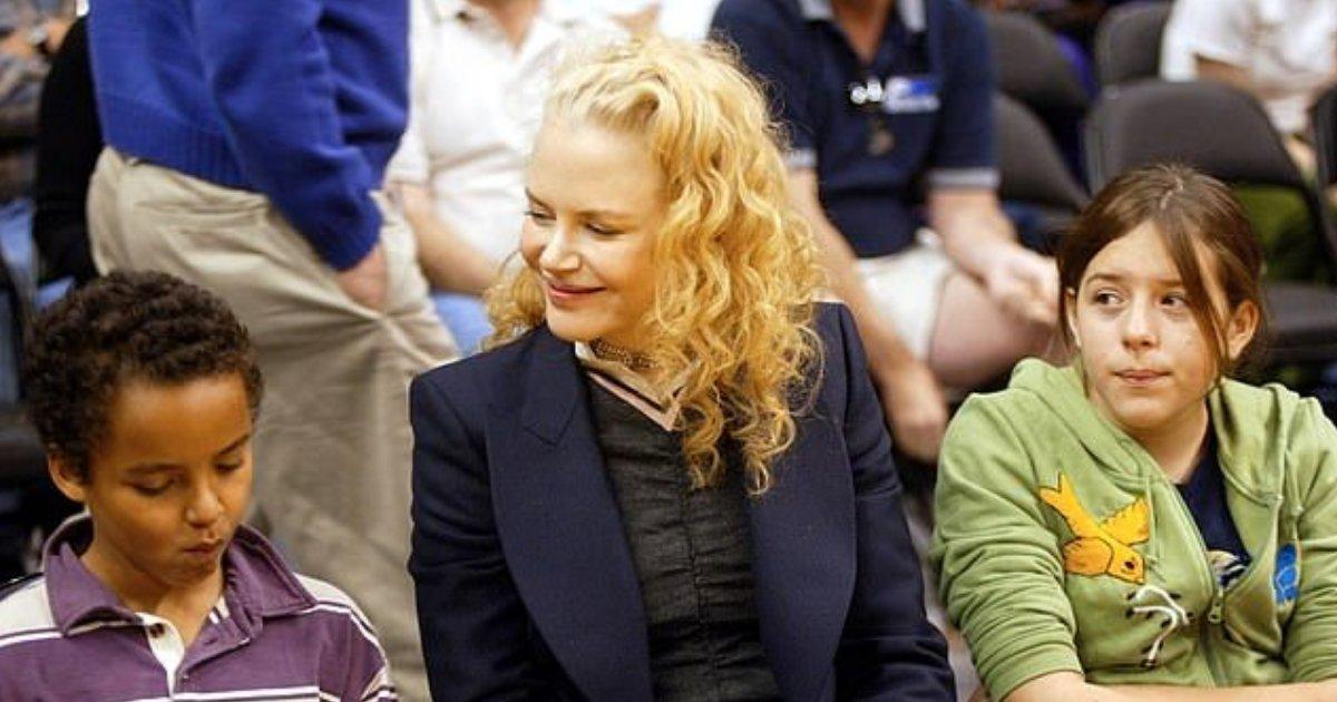 untitled design 88.png?resize=300,169 - Nicole Kidman fait une rare déclaration publique sur ses enfants adoptés avec son ex-mari, Tom Cruise