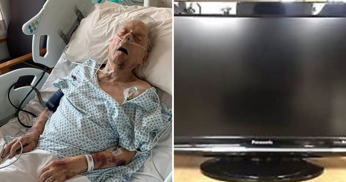 veteran.png?resize=412,232 - 98-Year-Old WWII Veteran Fights For His Life After Burglars Beat Him For $25 TV