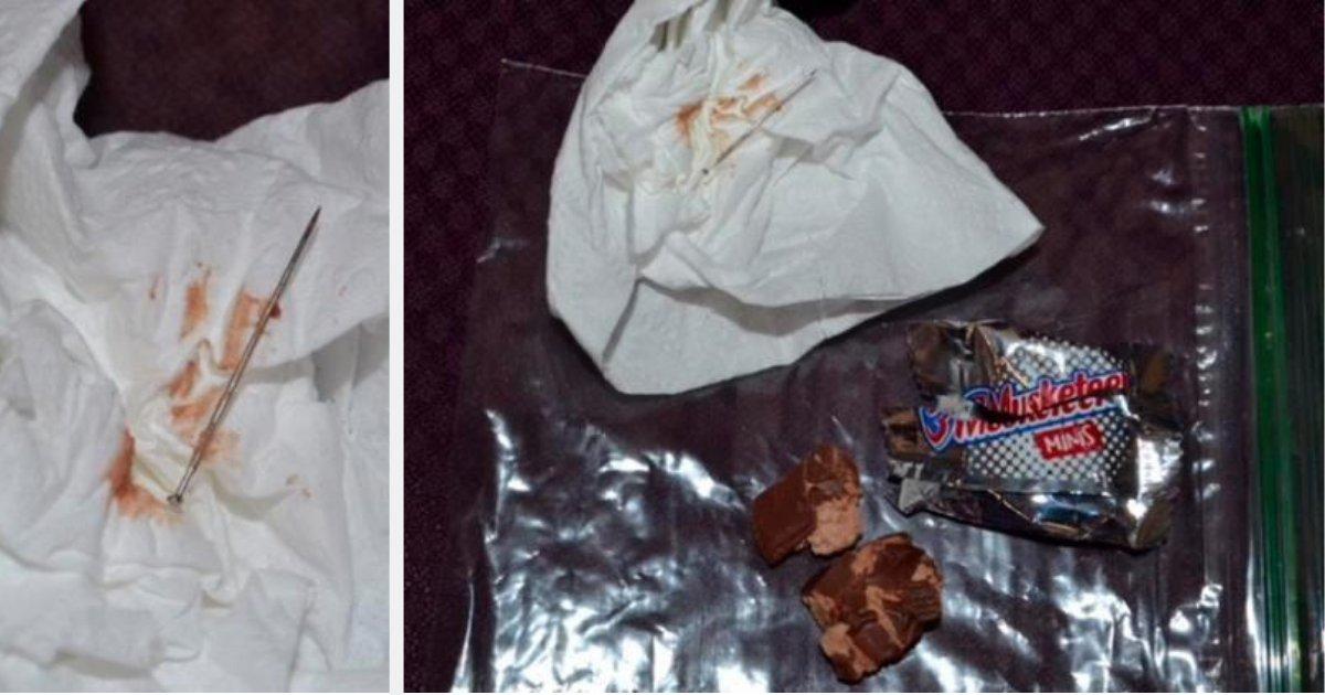 y3 5.png?resize=412,232 - Une jeune fille se blesse avec une aiguille qui était dans sa barre de chocolat