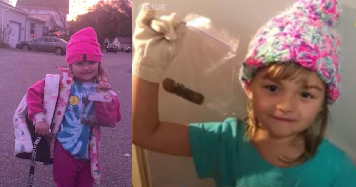 y5 8.png?resize=300,169 - Un acte d'altruisme: Une fillette de 5 ans vide sa tirelire pour un acte noble