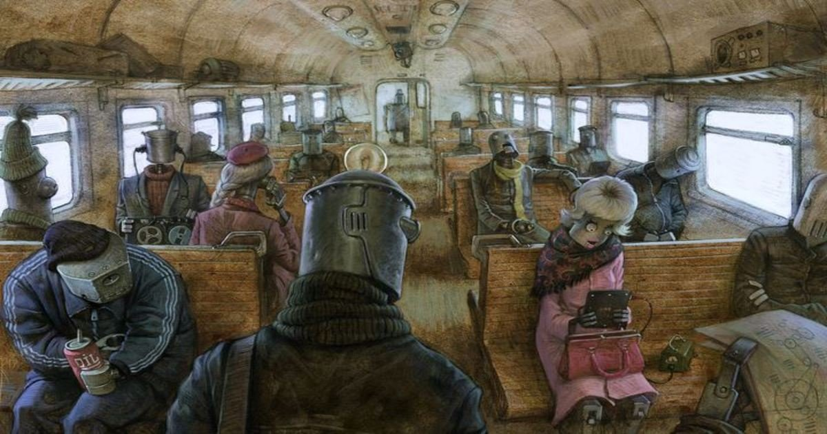 13 46.jpg?resize=412,232 - 15 Paintings That Perfectly Illustrate the Crazy World We Live In