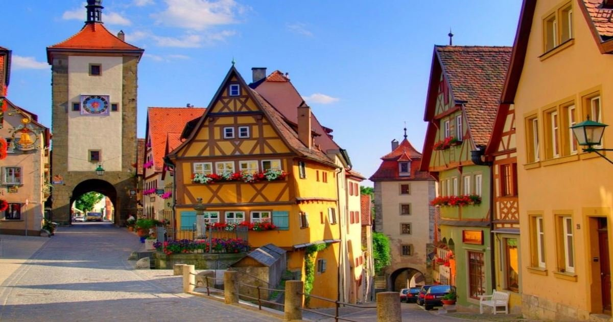 15 40.jpg?resize=1200,630 - 20 gorgeous real-life villages which came straight out of fairytales