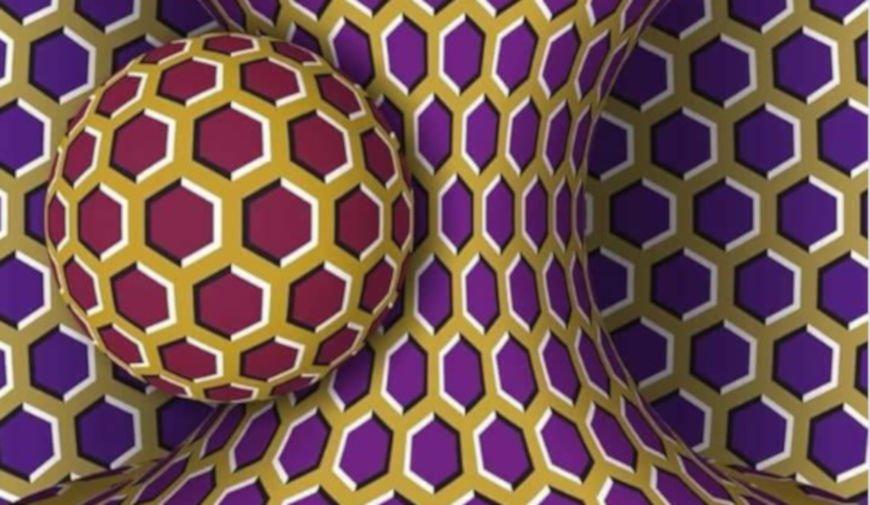 181211 201.jpg?resize=1200,630 - 【錯覺?】這張圖在動嗎?如果你看到超快旋轉的話,代表你...