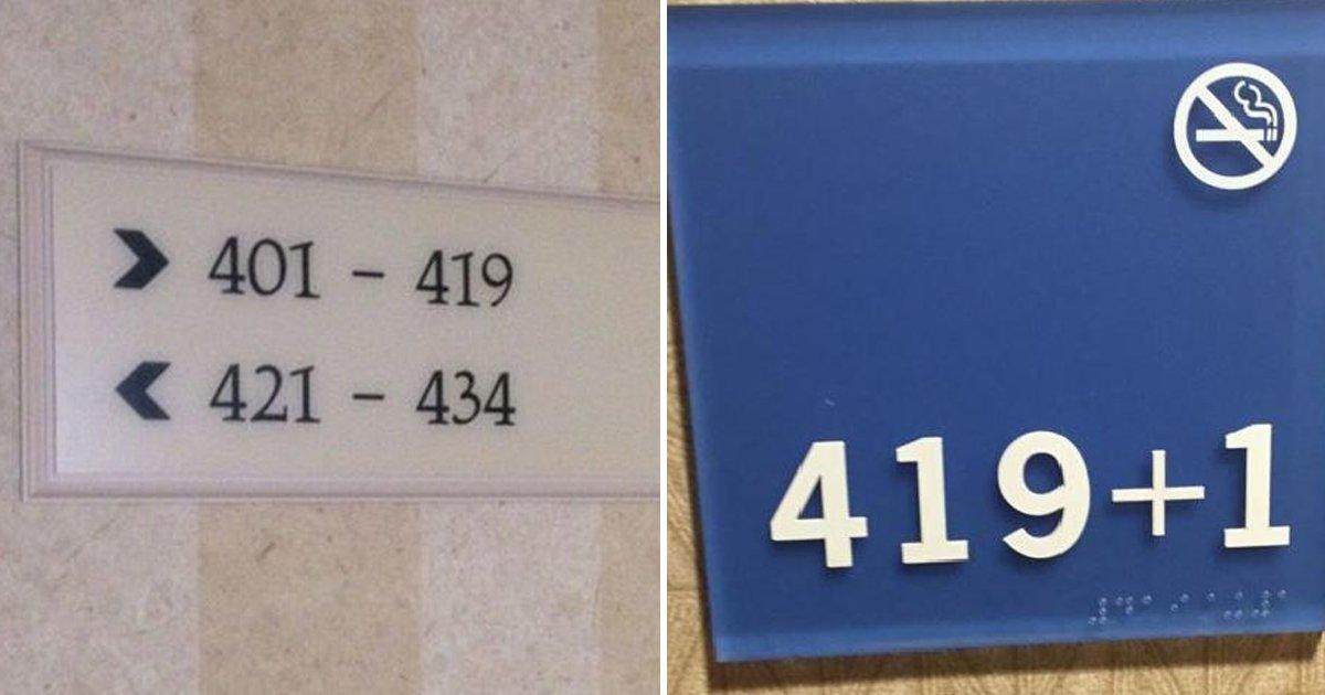 4 31.jpg?resize=412,232 - 한국인만 모르는 전세계 호텔에 '420호' 객실을 없는 충격적인 이유
