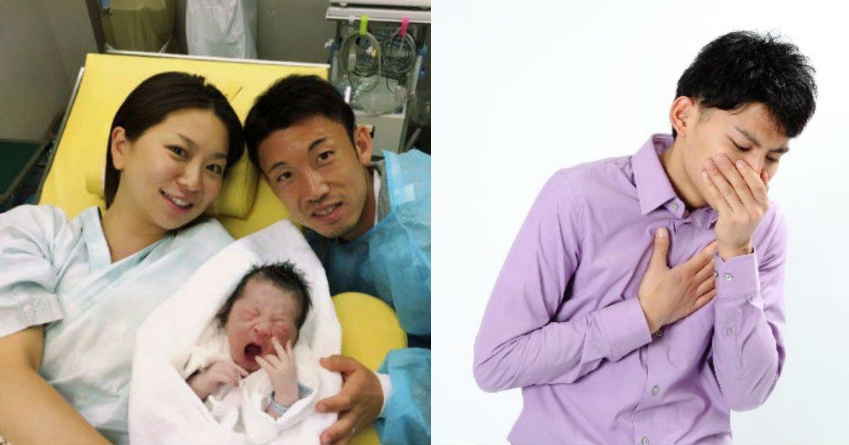 6 87.jpg?resize=1200,630 - 自然分娩の様子を見て「吐き気」をした夫、妻の反応は…!!