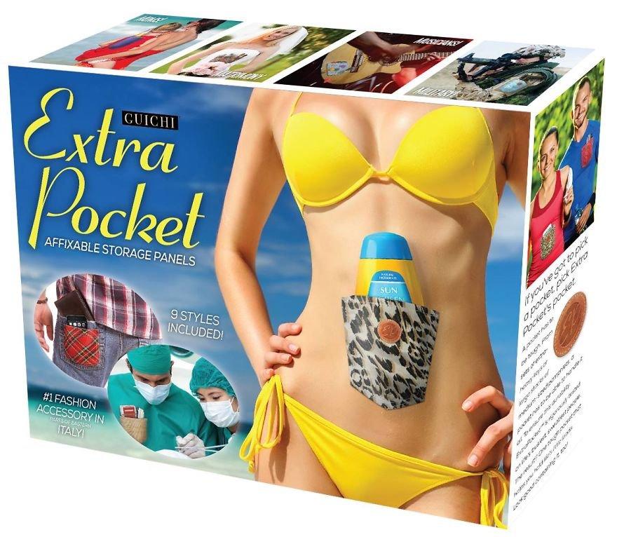 Extra Pocket