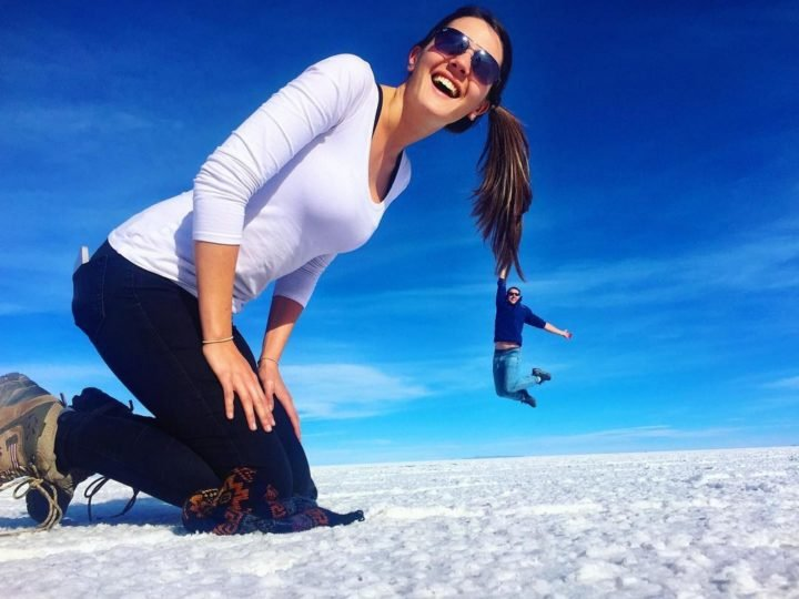 18 Perfectly Timed Photos - Is it just me or are women getting taller?