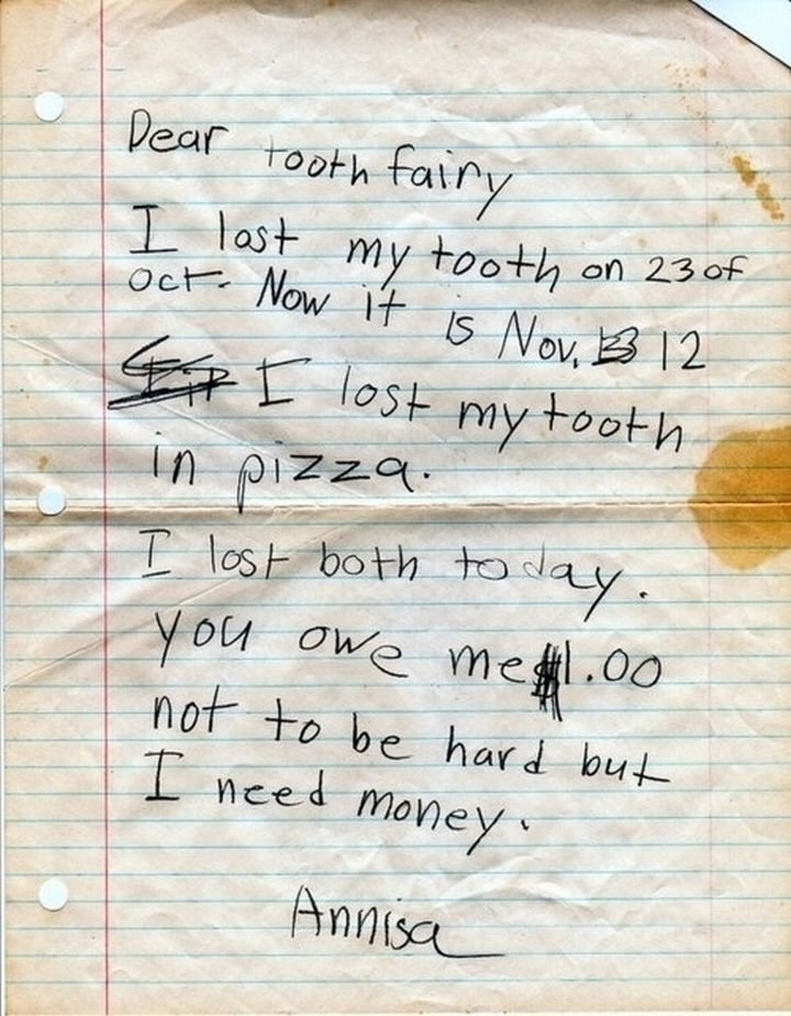 19 Clever Kids - It all starts as an innocent request from this little girl...