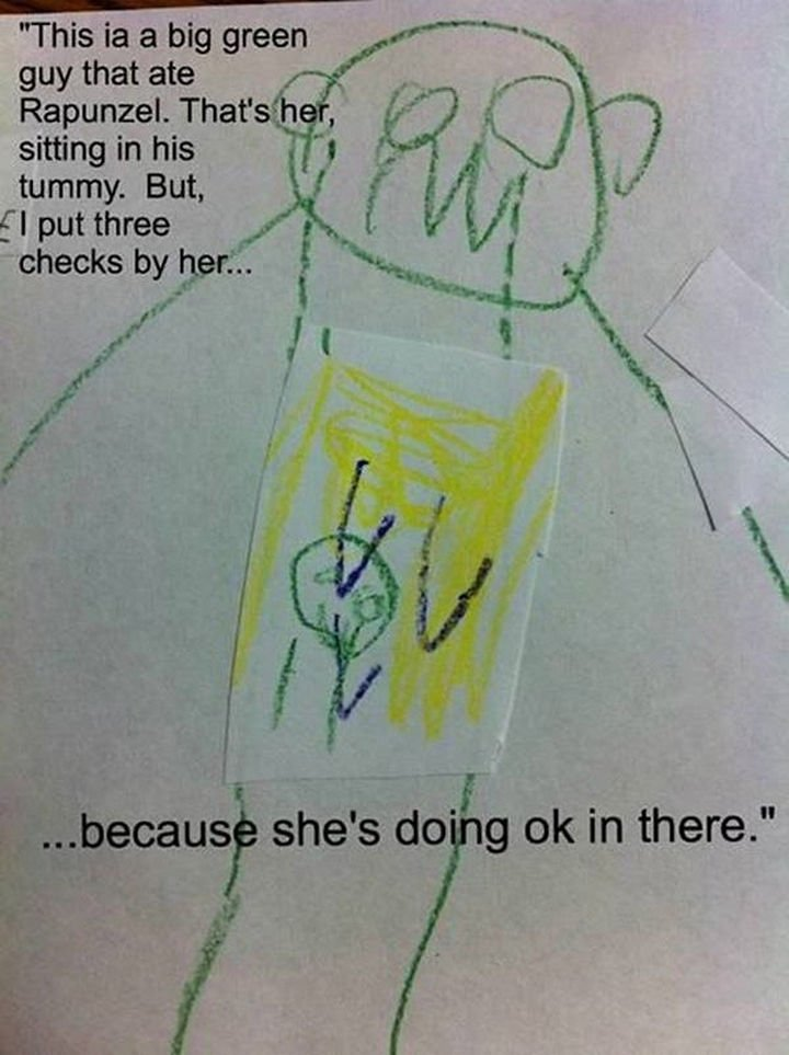 19 Clever Kids - Well, at least she