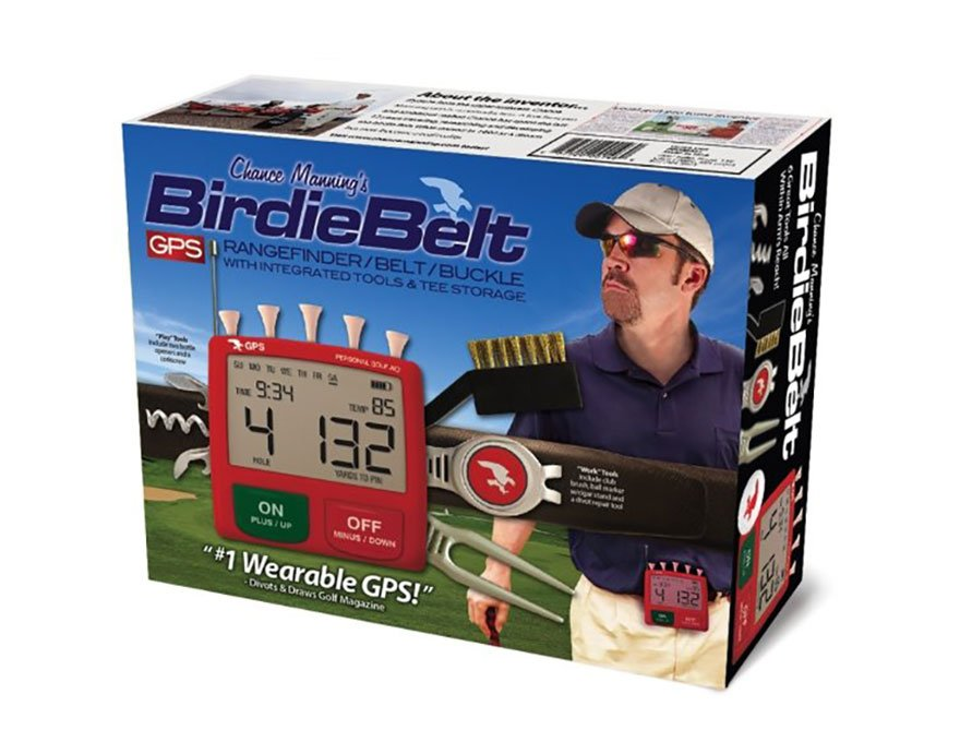 Rangefinder/Belt/Buckle With Integrated Tools And Treestorage