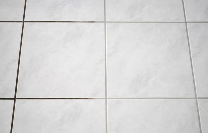 35 House Cleaning Tips - Clean away dirt and mold from grout.