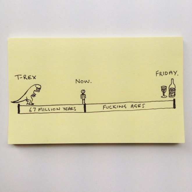 24 Brutally Honest Illustrations About Adult Life