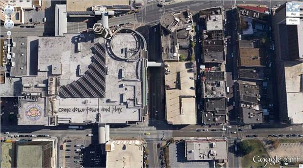 25 Weird Things Found on Google Maps - I don