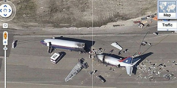 25 Weird Things Found on Google Maps - OMG! I hope everyone is OK...