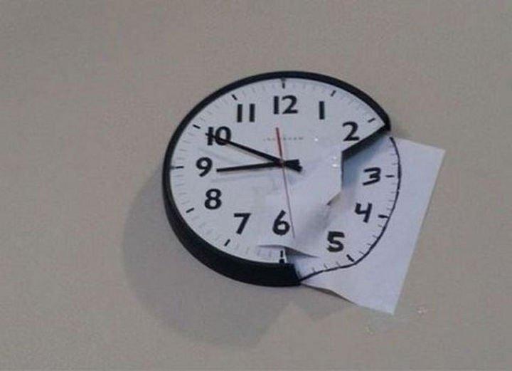 51 Crazy Life Hacks - Clock is fixed!