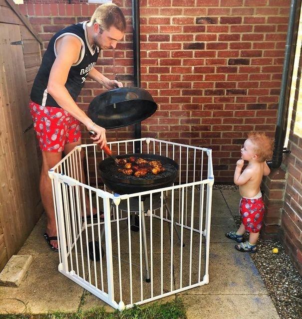 BBQ Dad Hack