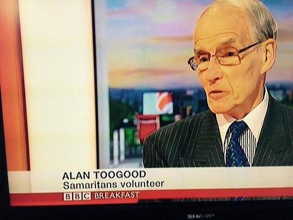 Volunteer Toogood