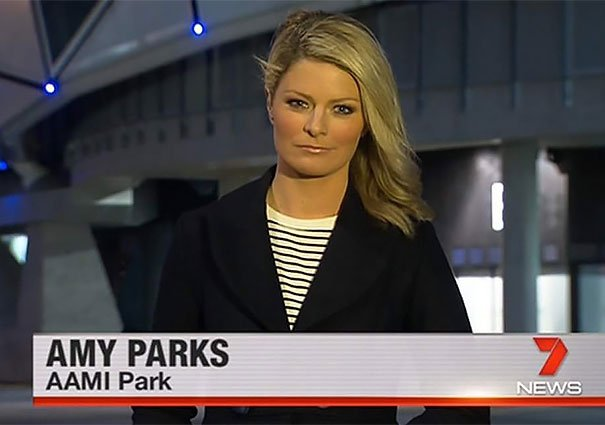 Amy Parks