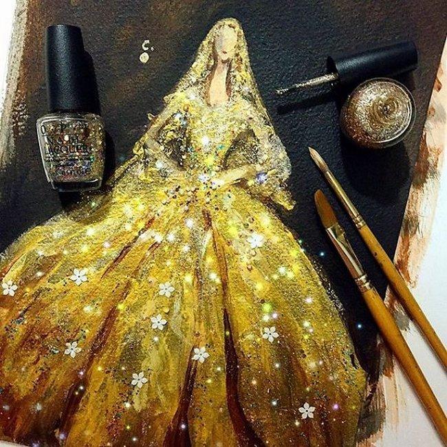 vestidos-feitos-de-esmalte-11