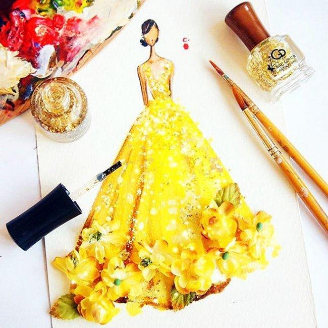 vestidos-feitos-de-esmalte-2