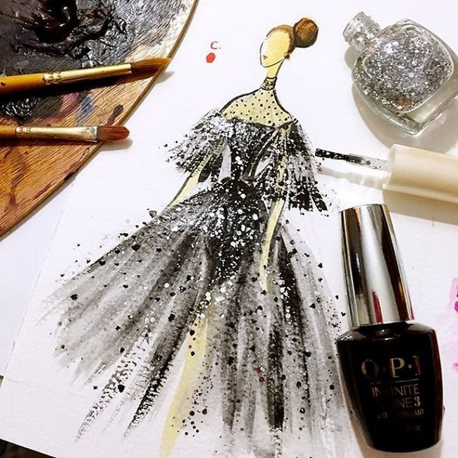 vestidos-feitos-de-esmalte-3