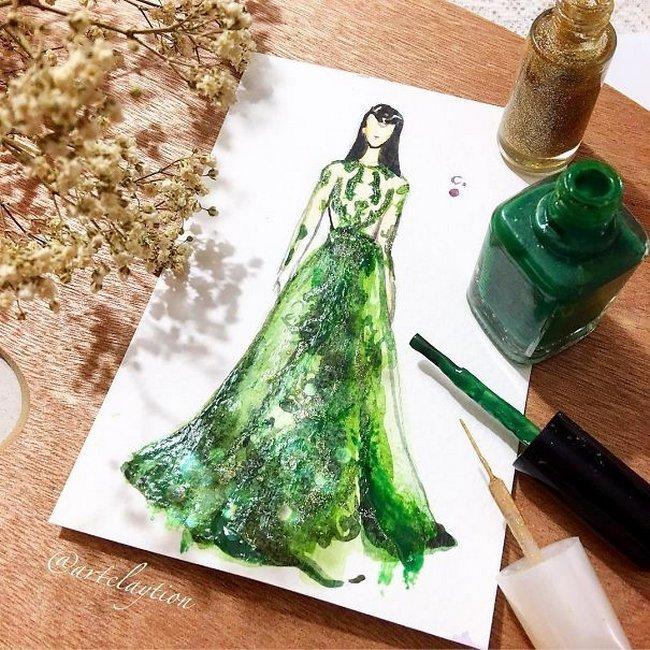 vestidos-feitos-de-esmalte-6