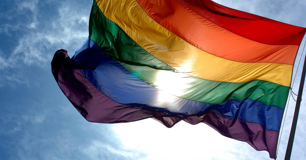 a 2.png?resize=300,169 - Neighborhood Comes Together After Lesbian Family's Pride Flag Gets Stolen From Backyard