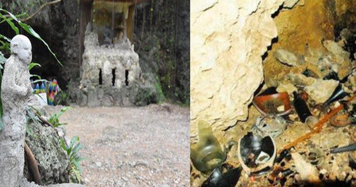 akireru.png?resize=1200,630 - 沖縄の洞窟・チビチリガマの歴史を踏みにじった少年達の行動が呆れる!