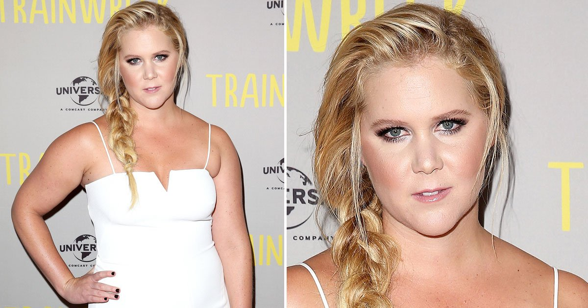 amy schumer.jpg?resize=412,232 - Amy Schumer Asks Fans 'Am I Glowing?' In An Instagram Post